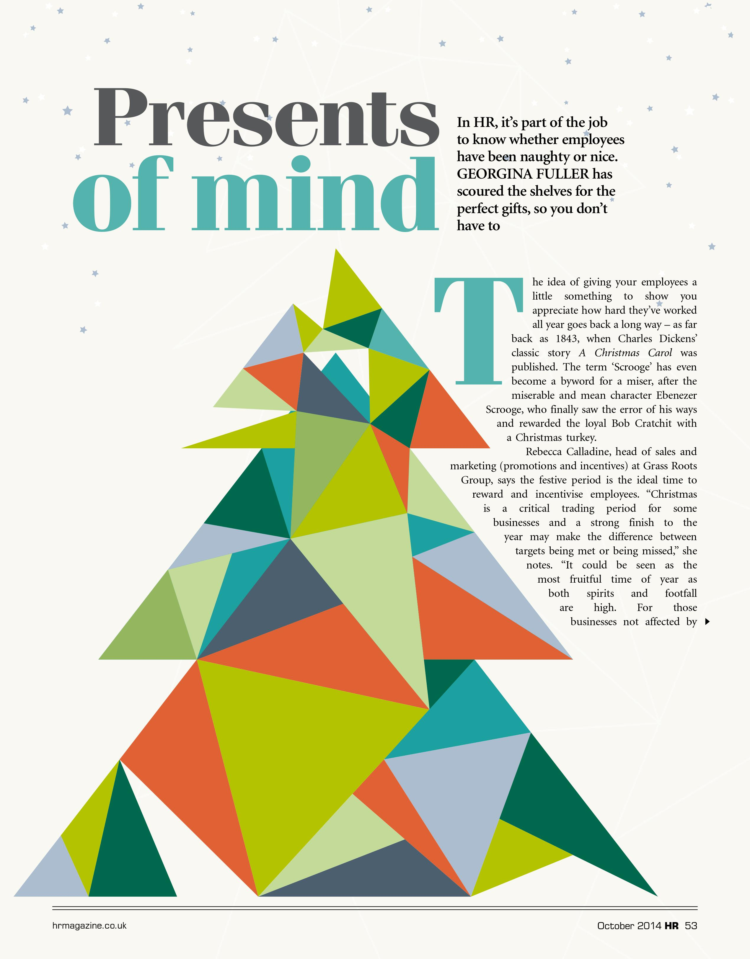 Presents of mind 1