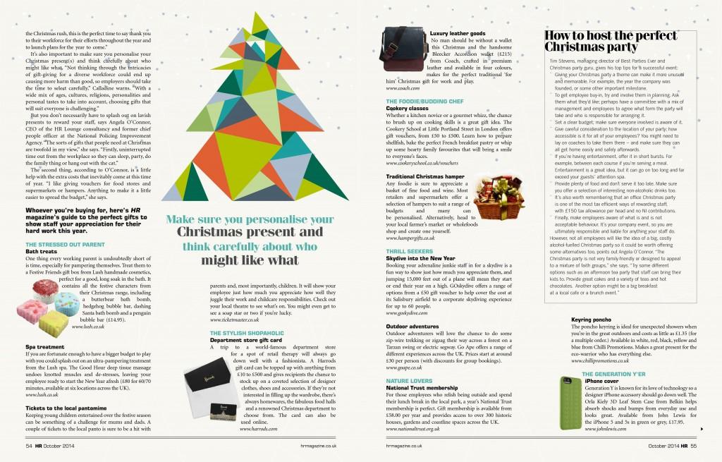 Presents of mind 2